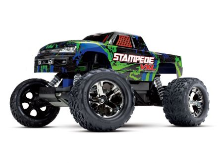 Traxxas 36076-4 Stampede VXL Brushless 2WD TSM